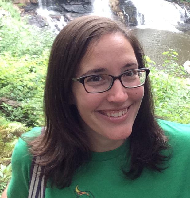 Jenny Slaughter at Blackwater Falls, WV